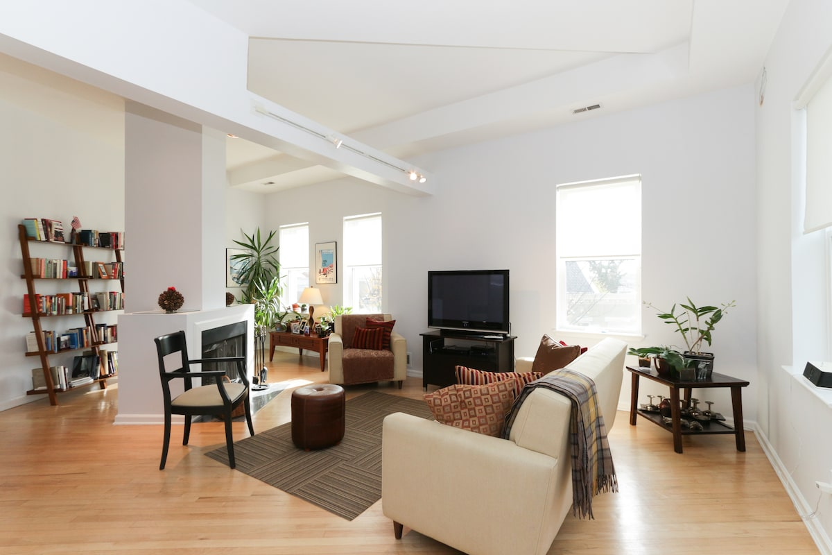 Luxury Condo in Adams Morgan
