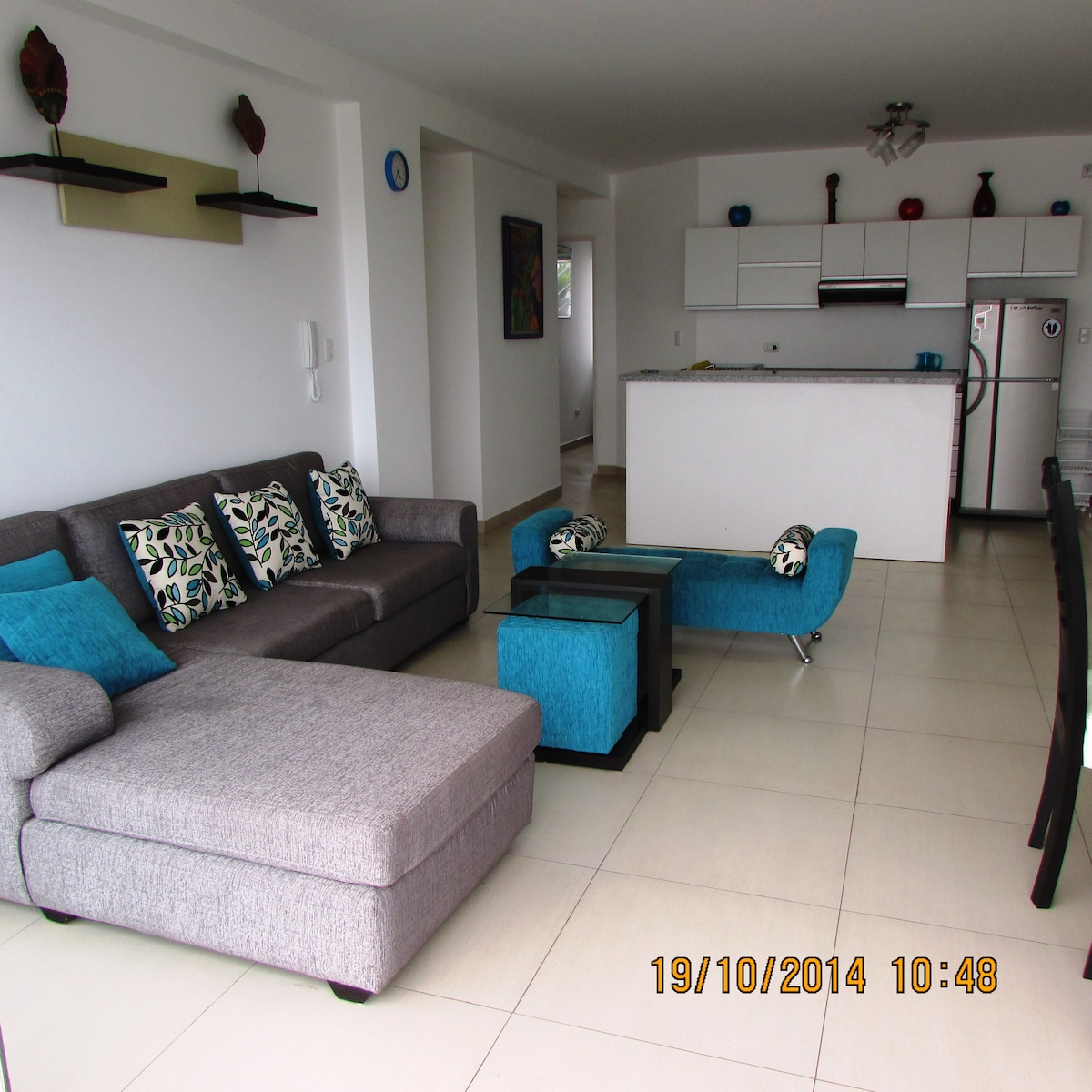 Waterfront Furnished 3BD Apartment