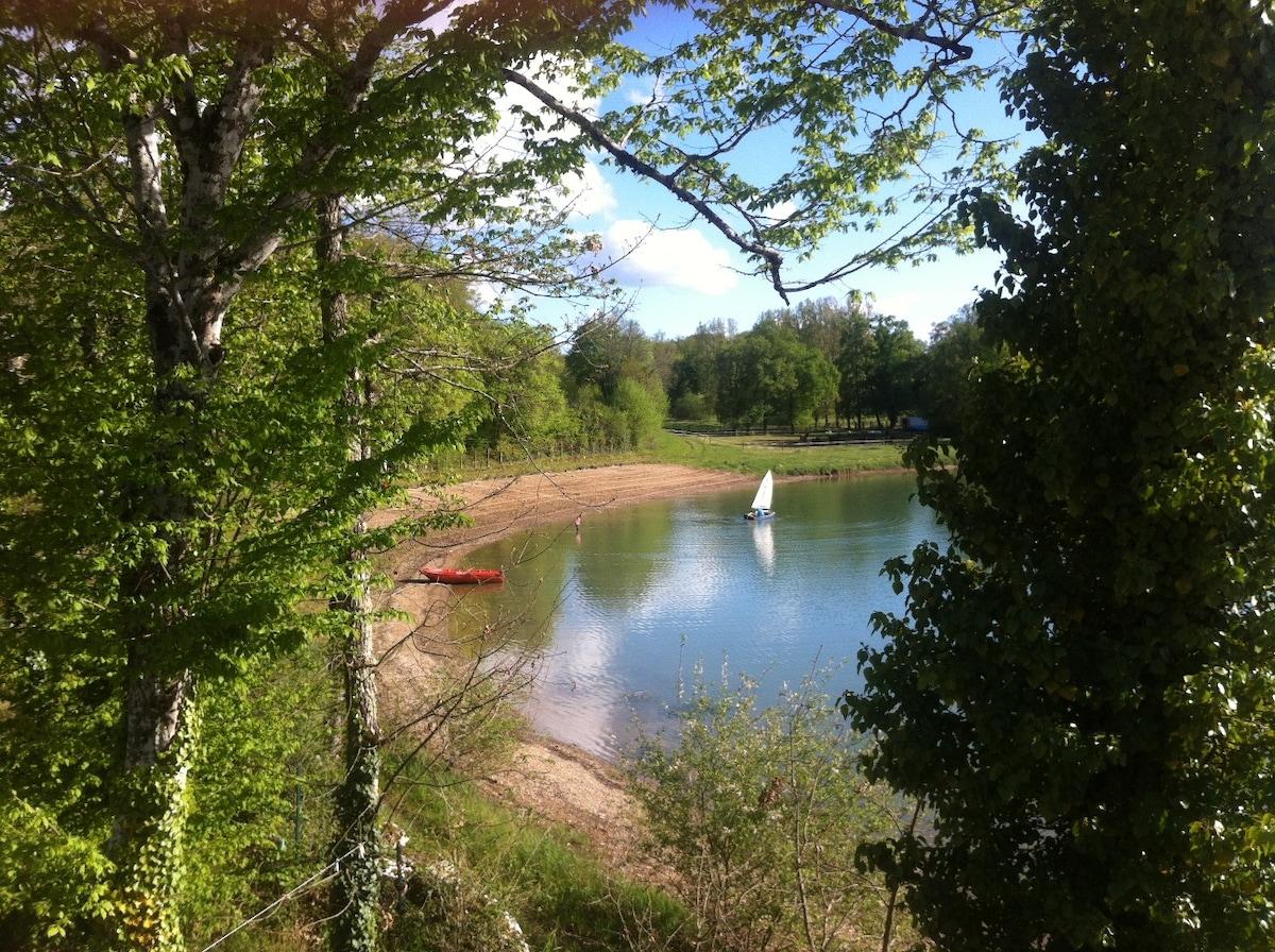 Bel endroit en Dordogne, Monpazier