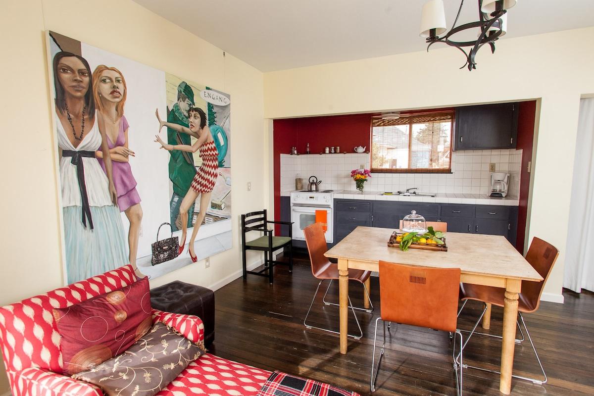 Garden Cottage Apartment, Alameda
