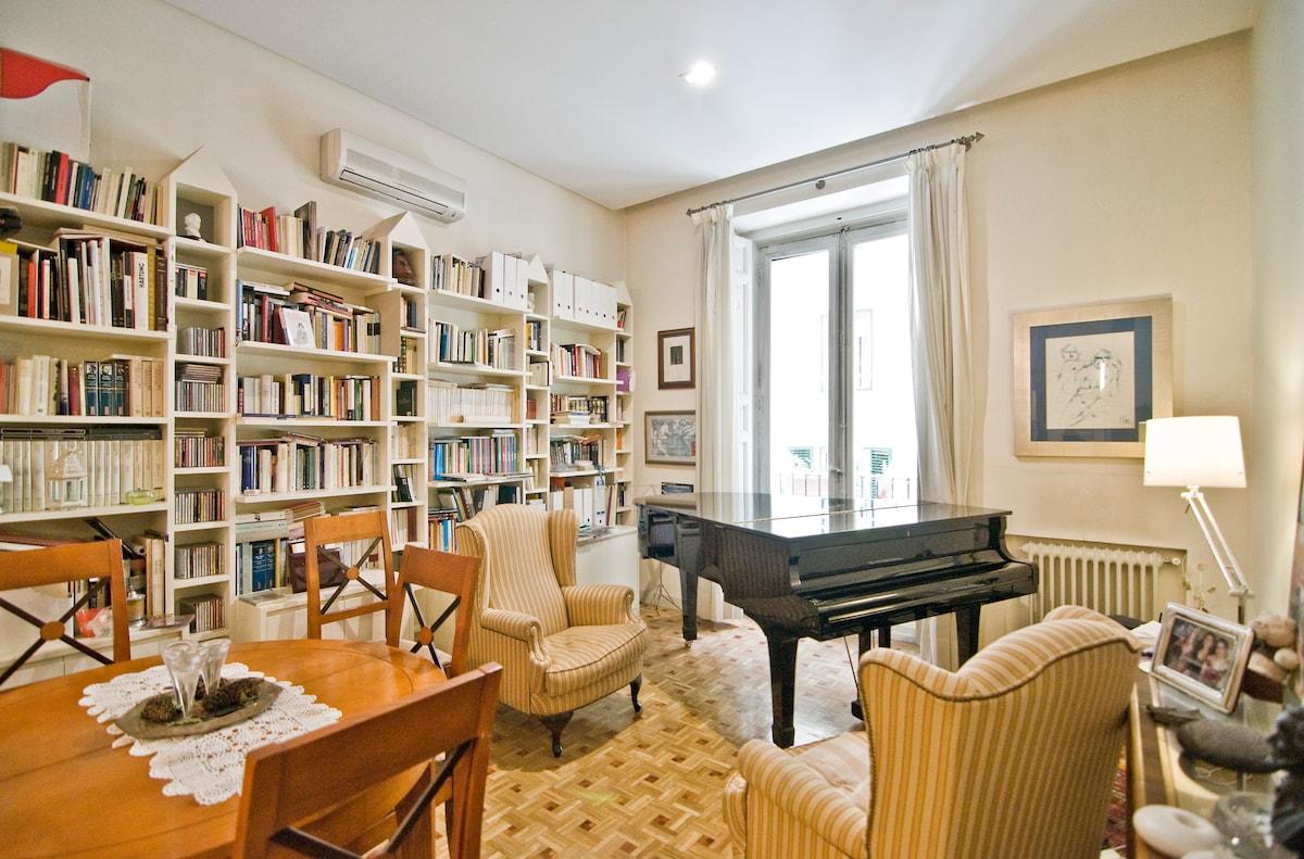 Nice room near to Palacio Real