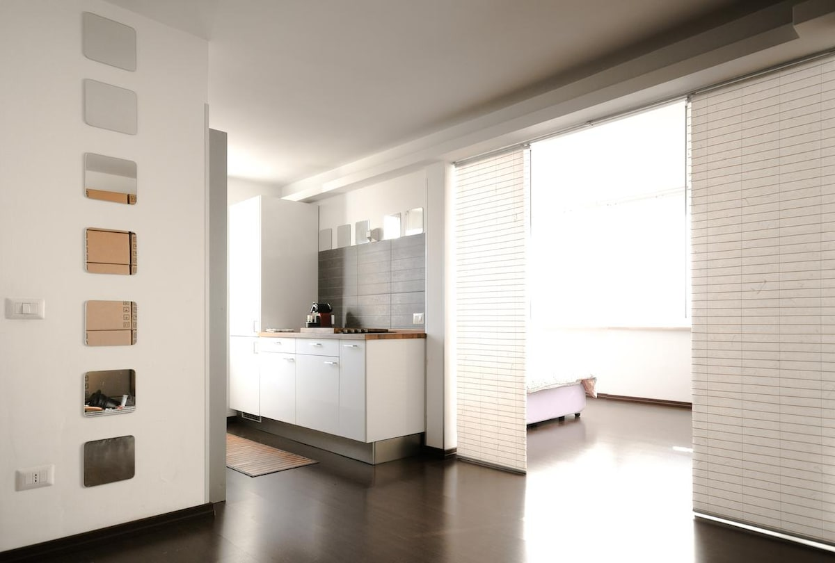 Rooftop Apartement in Rome