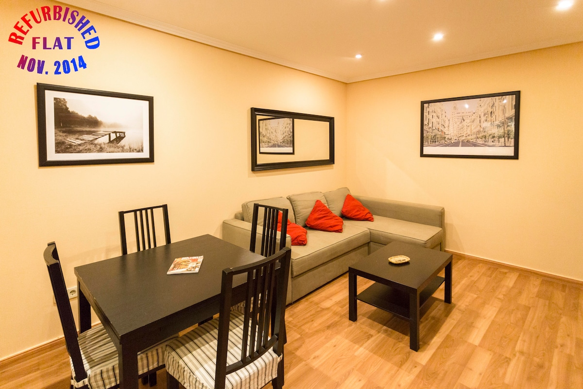 Nice apartment in Madrid downtown