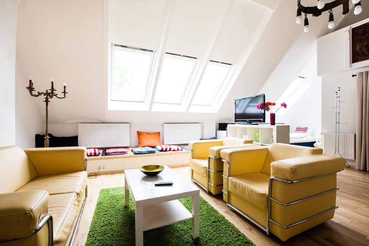 Loft in the heart of Berlin 1.5