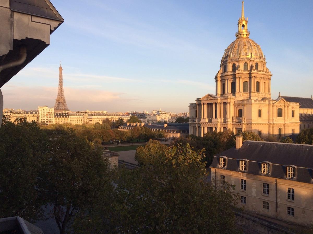 Best viewPENTHOUSE EiffelTower&Dome