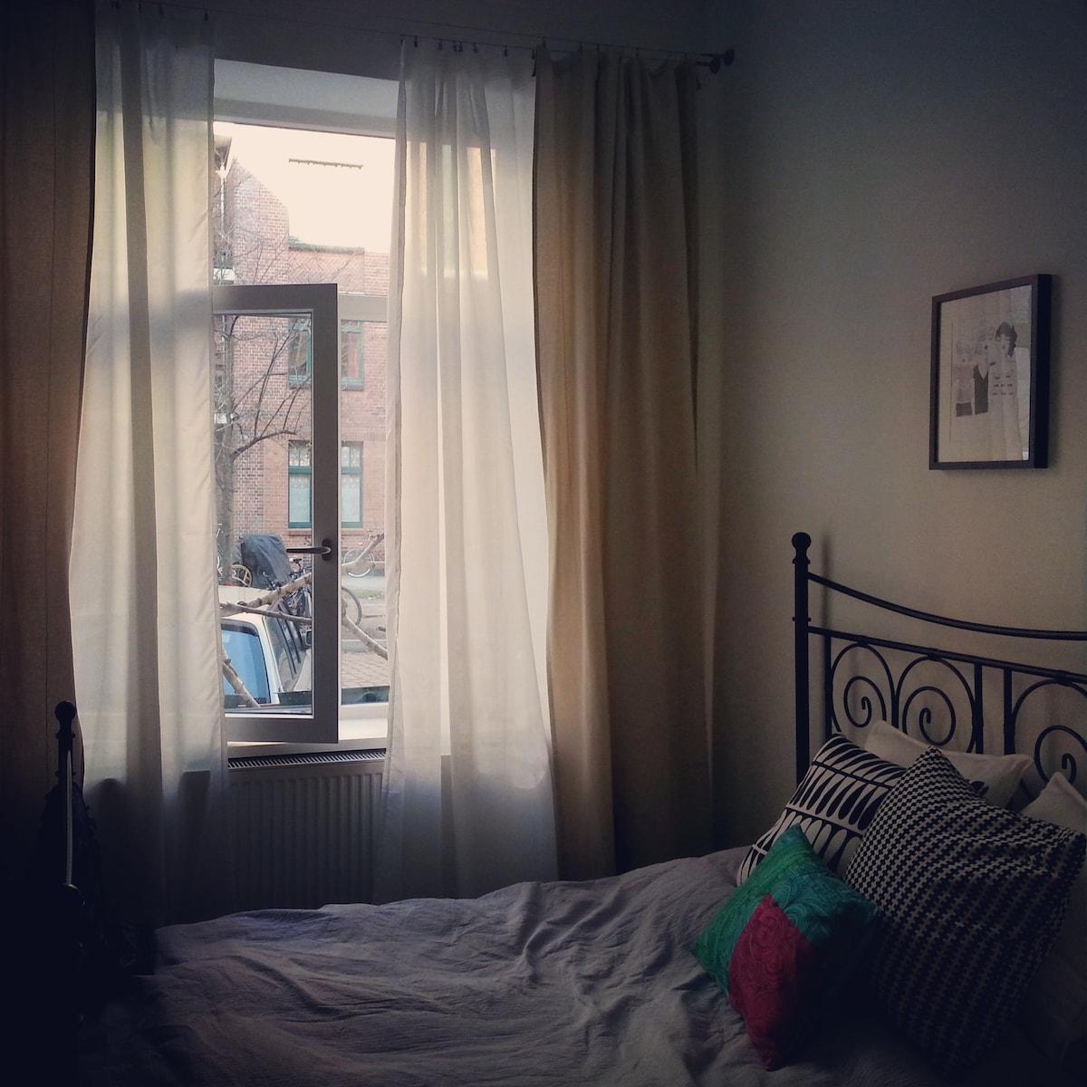 Beautiful room in Hamburg-Altona