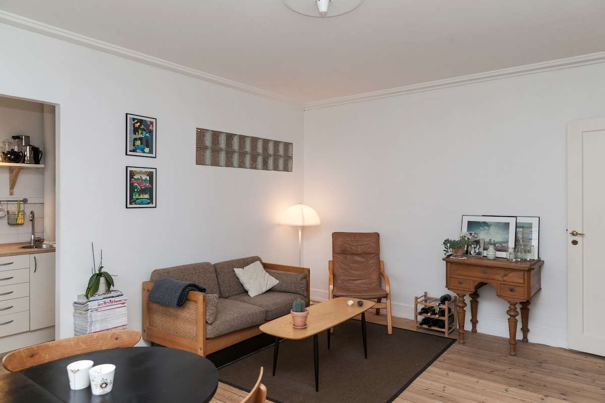 Charming Apartment on Frederiksberg
