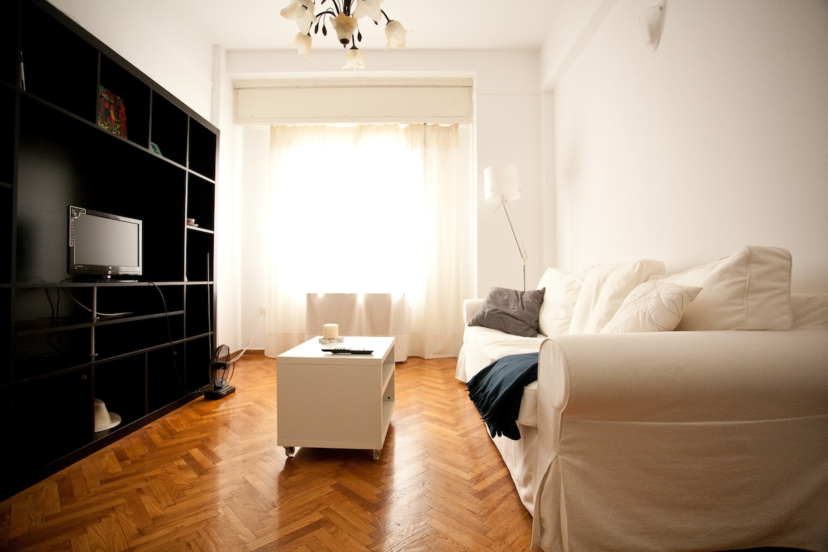 Named Best Athens Airbnb apartment!