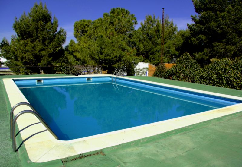 swimming pool, our best spot!!we are ready for the summer!
