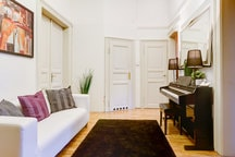 Private room In lovely Vinohrady sm