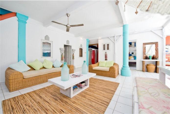 7 bedrooms seminyak beach villa