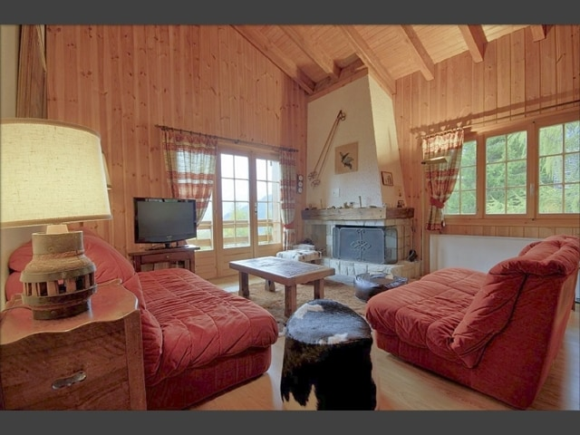 """Golf side condo at """"Le Rouge"""""""