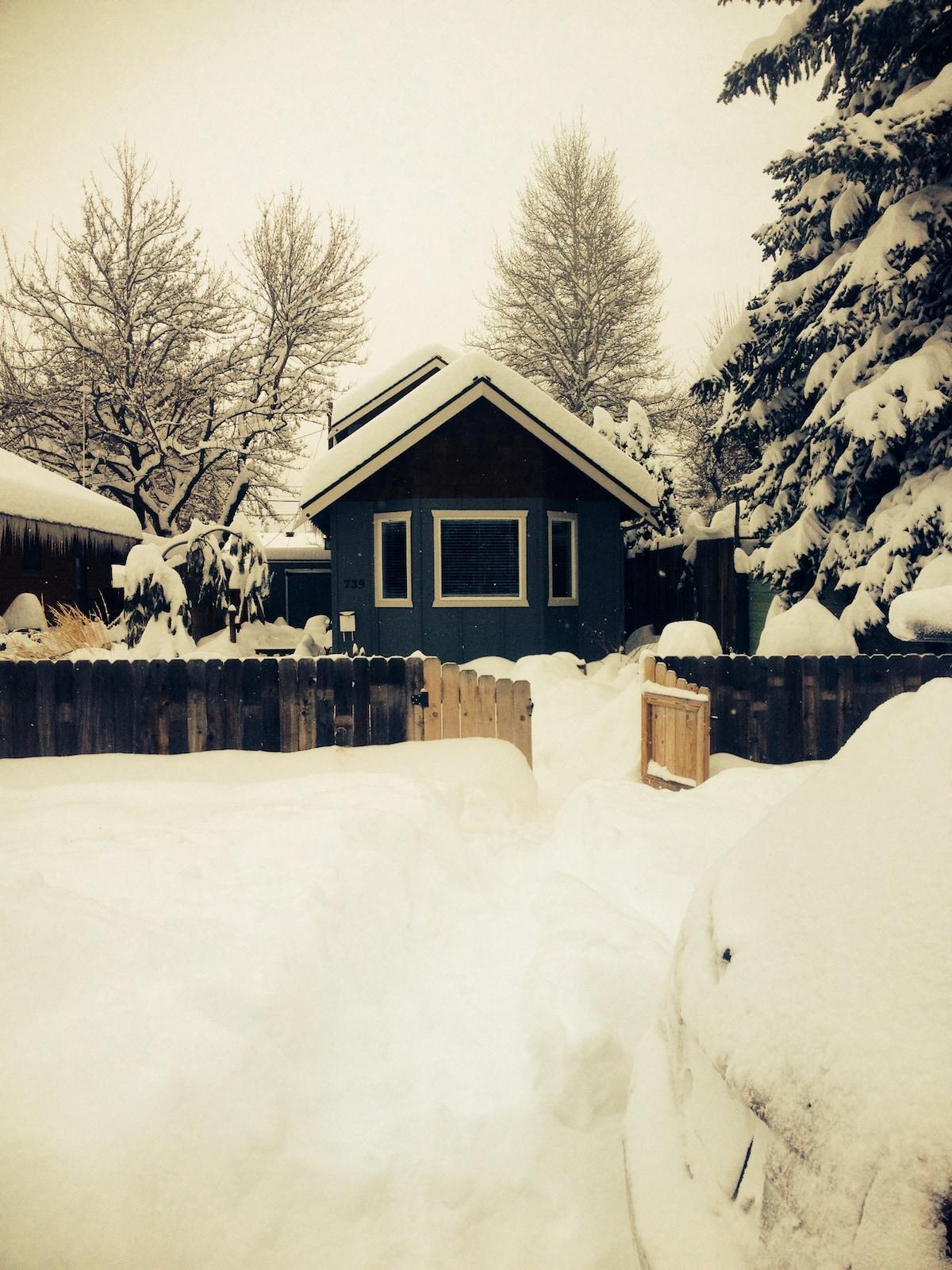 Winter in Bend!