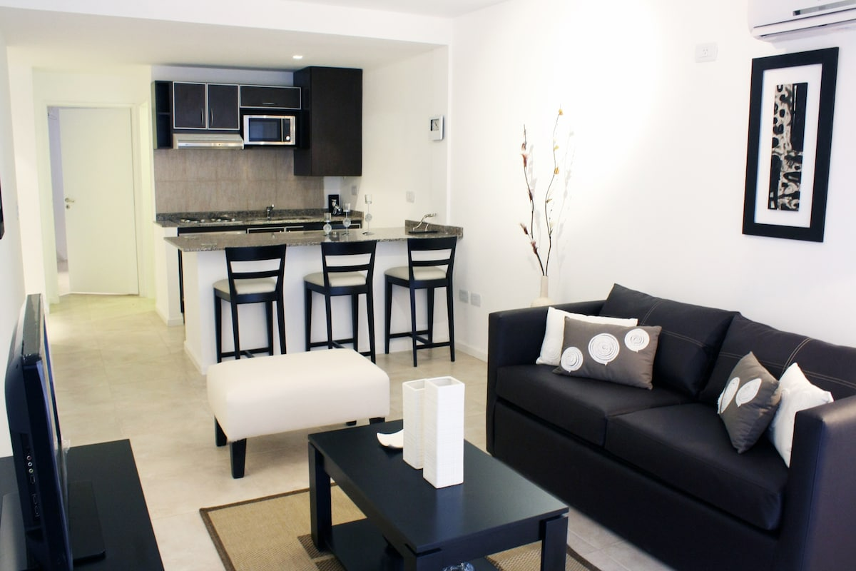 Modern 50m2 apartment in RECOLETA