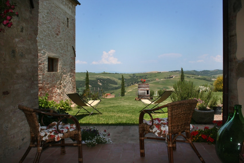 APARTMENT NEAR MONTALCINO