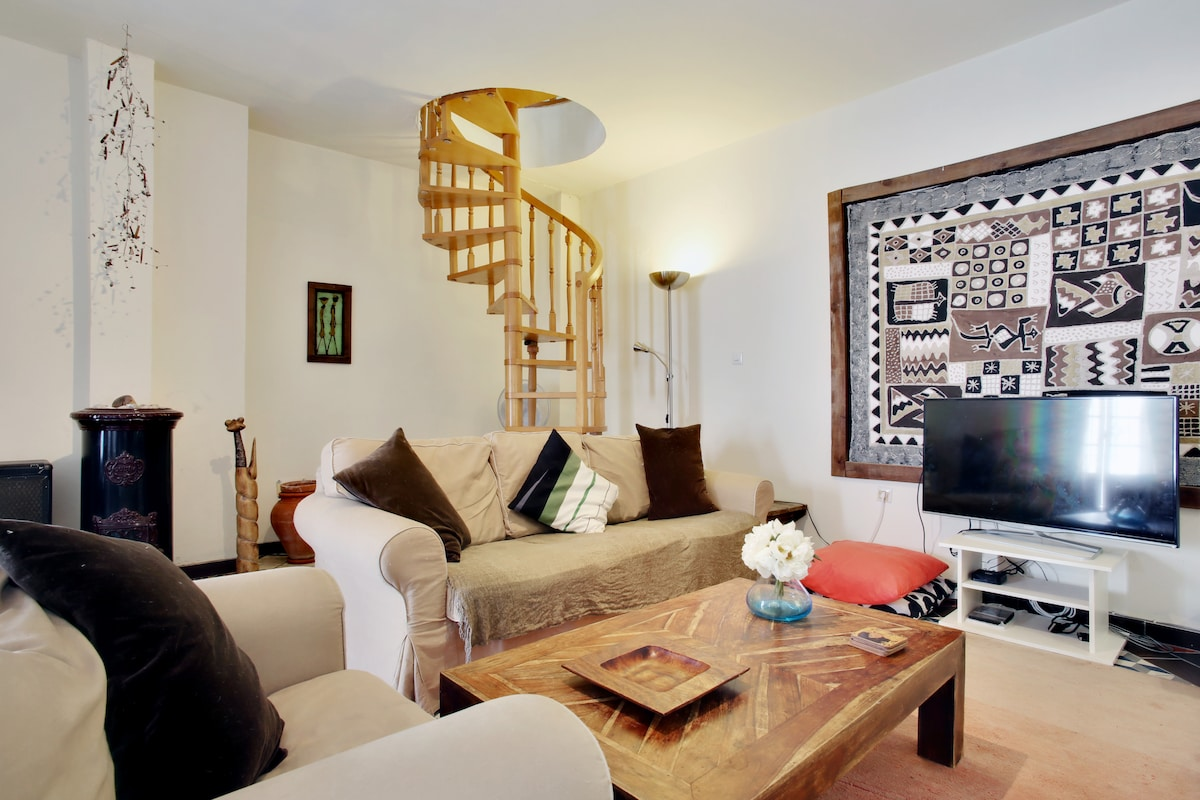 Stunning 4 bedroom town house
