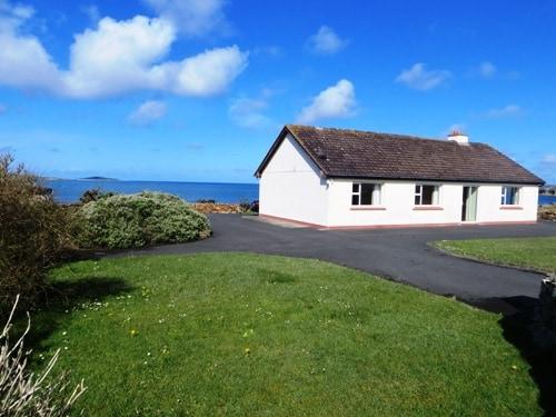 Sea View House, Derrygimla