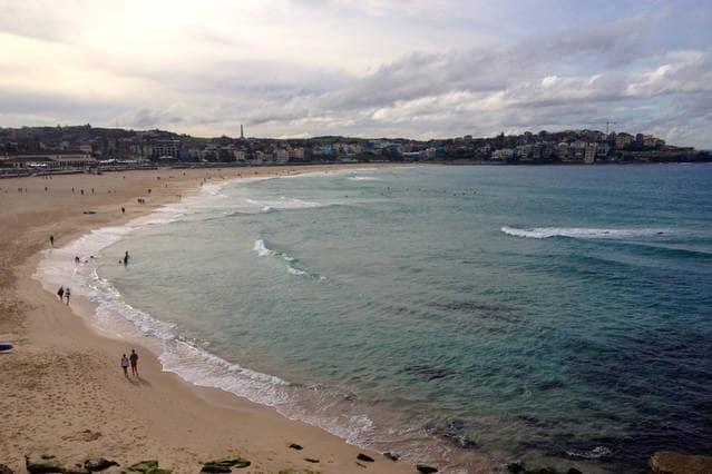 Stunning Bondi Beach Ocean View