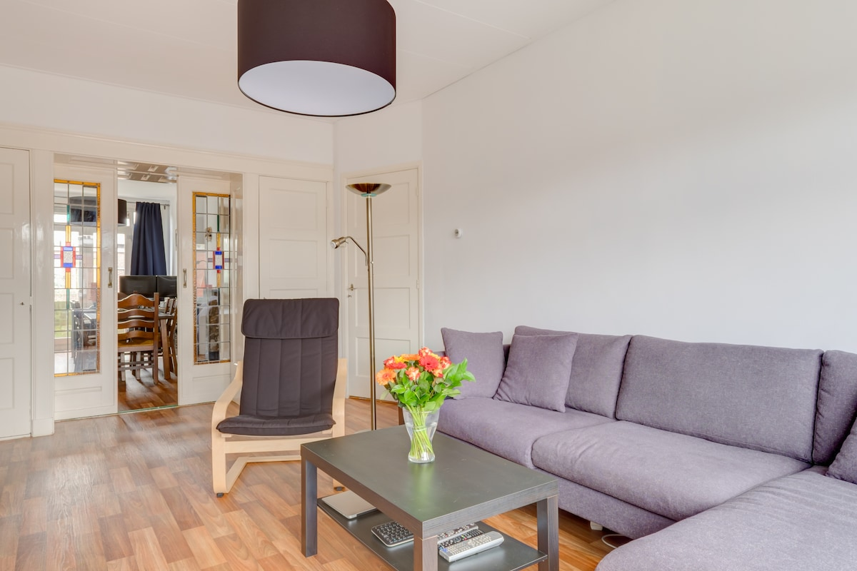 A relaxing stay in The Hague