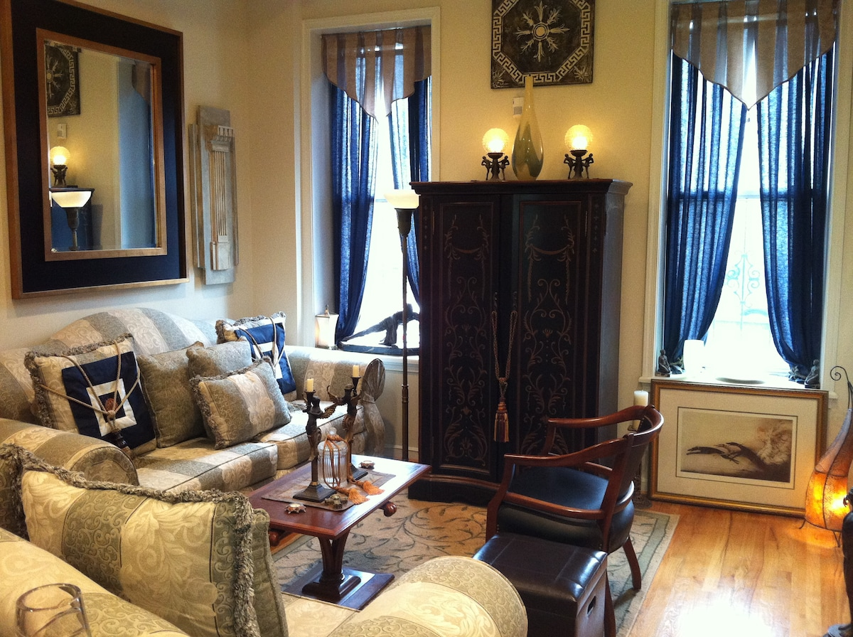 Parlor and Sitting Room
