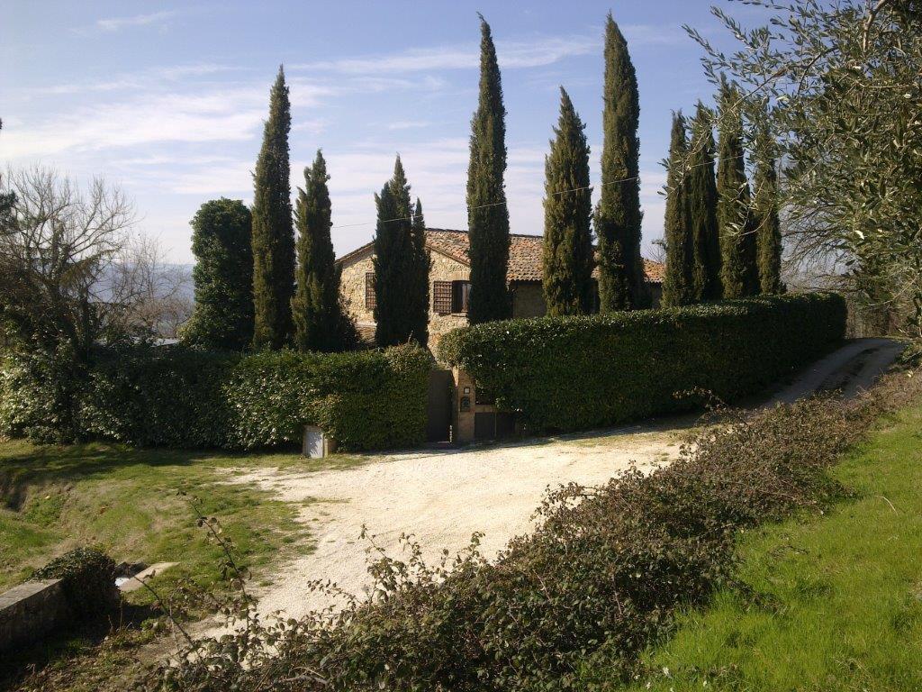 "Todi -  Villa ""L'Illuminata"""