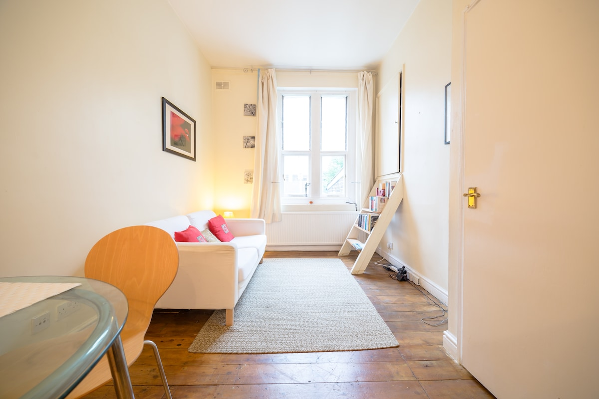 Beautiful flat in  central London