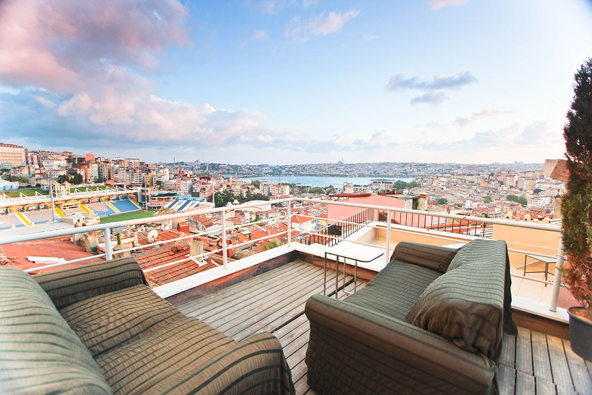CITYCENTER APARTMENT IN ISTANBUL