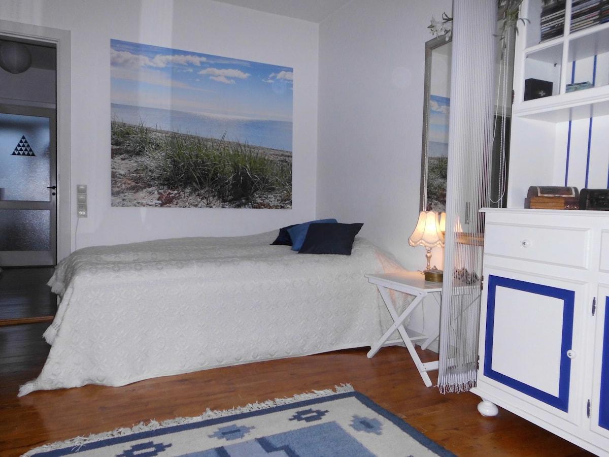 Cosy 1-room 1 km from Aalborg C