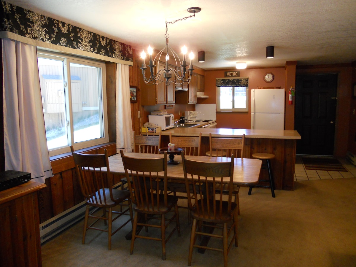 Lovely Mountain Condo with Free Wi