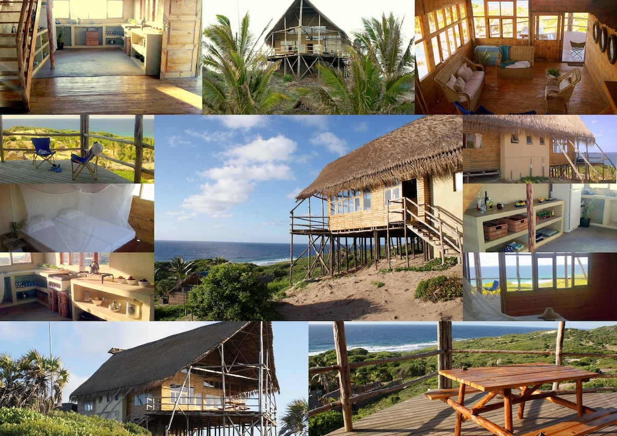 Its all about the elevated views.. and the cool breeze as a bonus in the semi-tropical climate