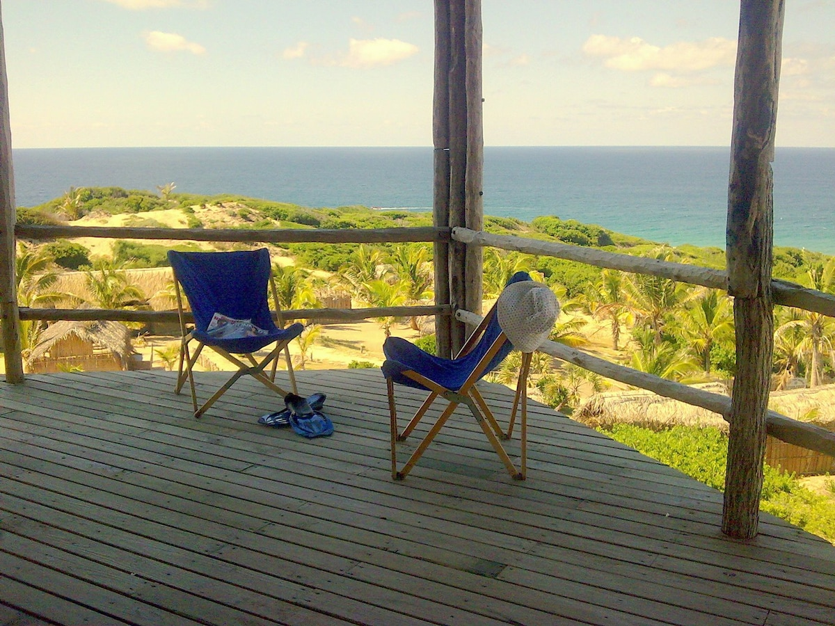Laze the day away on the spacious veranda... if you don't feel like adventuring