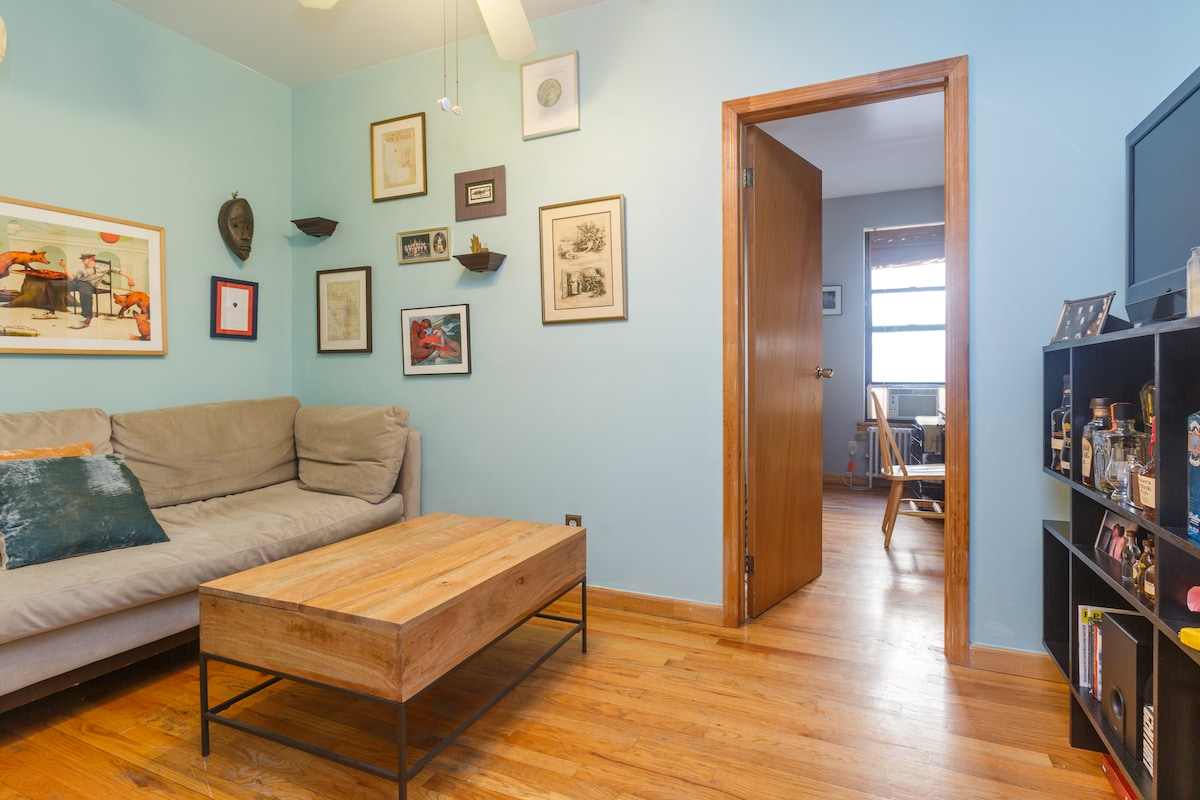 Perfectly Situated 1BR East Village