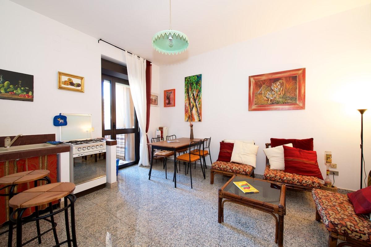 Etnic Chic Apartment (Bari, Apulia)