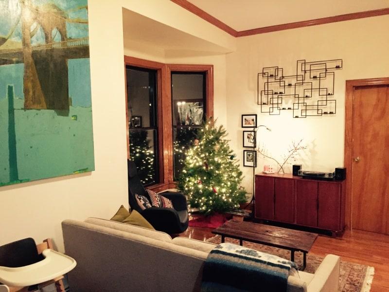Big, bright Park Slope 2.5 bedroom!