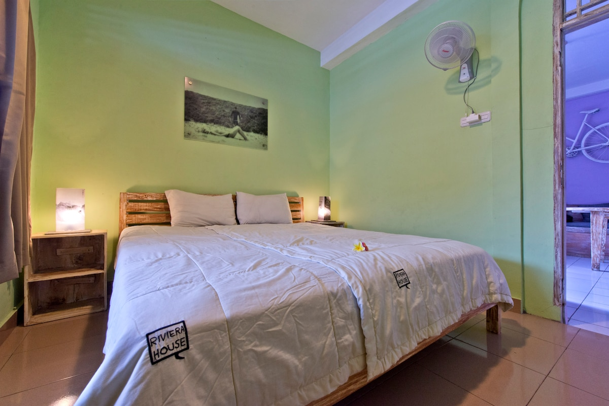 Cheap longtime stay in Canggu