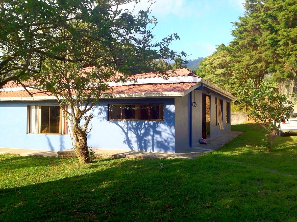Monteverde Beautiful house.