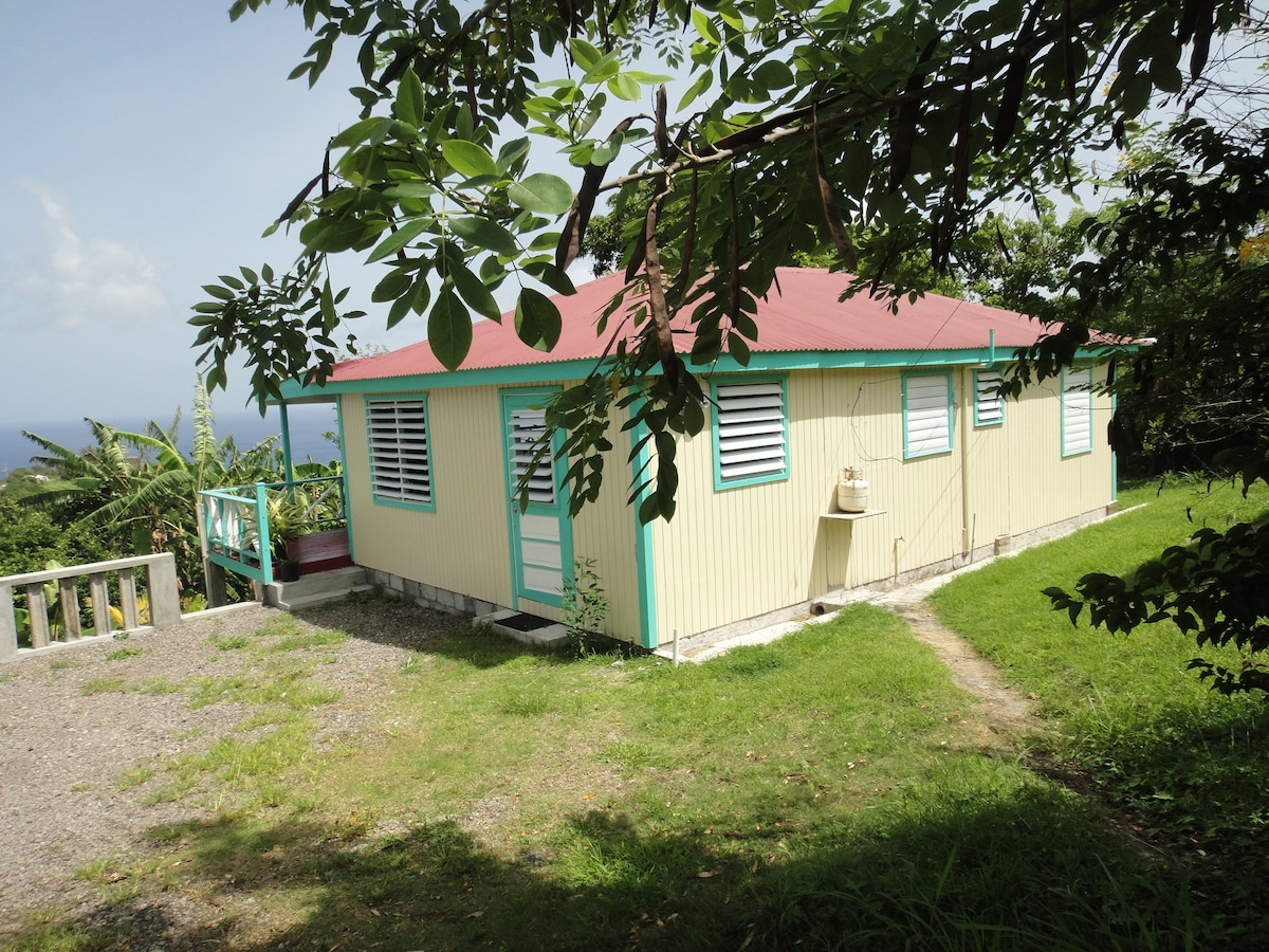 Sea View Cottage, Manjack
