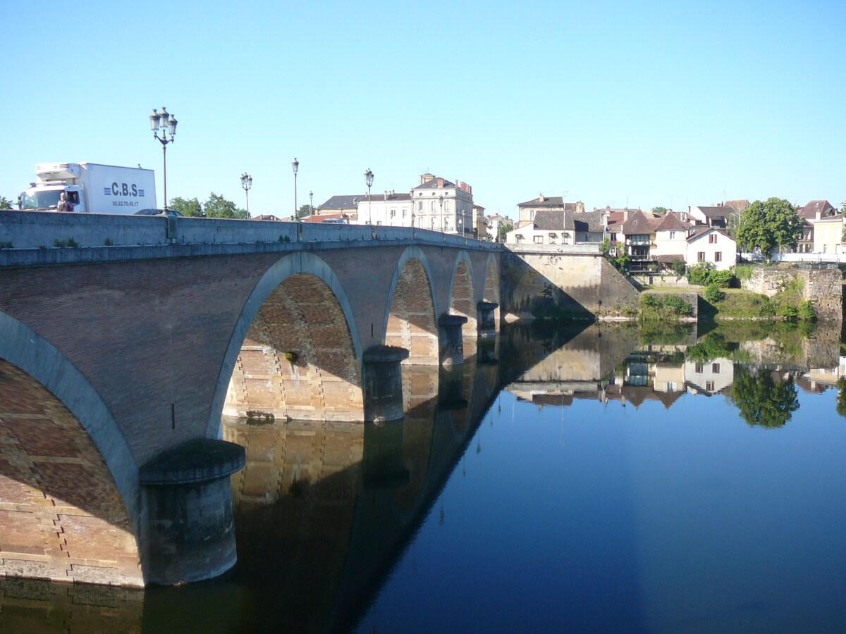 Studio à Bergerac