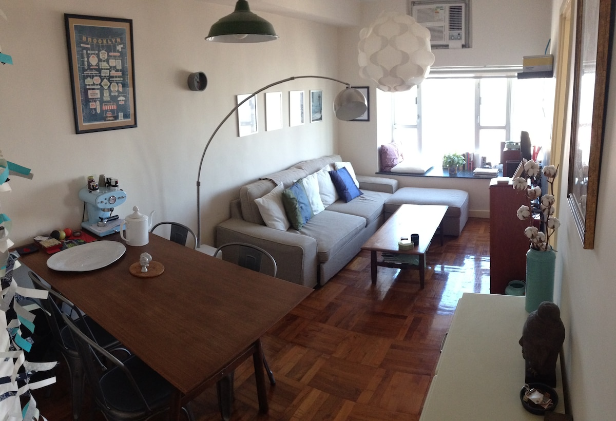 Cozy 1Bdr Flat with harbour views