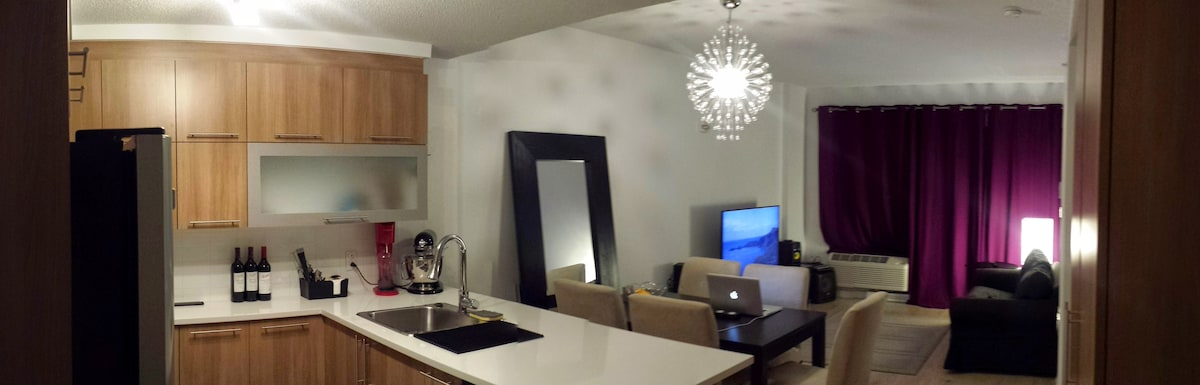 Upscale Condo in Heart of Downtown
