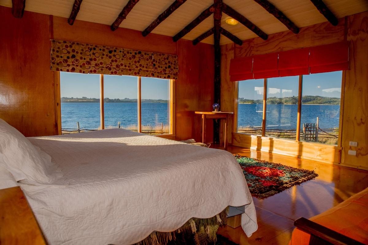 Lovely Beach House on Chiloe Island