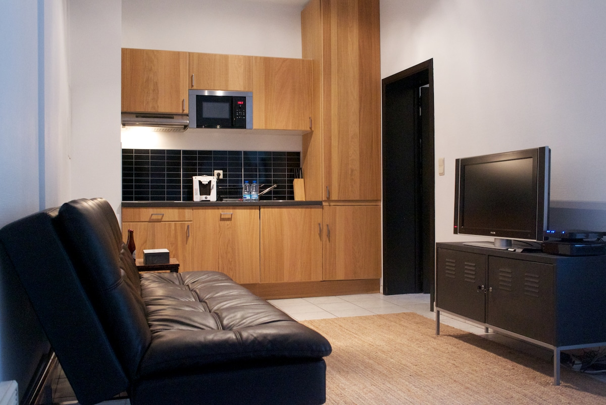 Cosy apart in the heart of Brussels