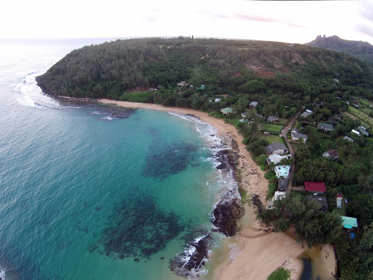 Hawaiian Hideaway Beach Bungalow