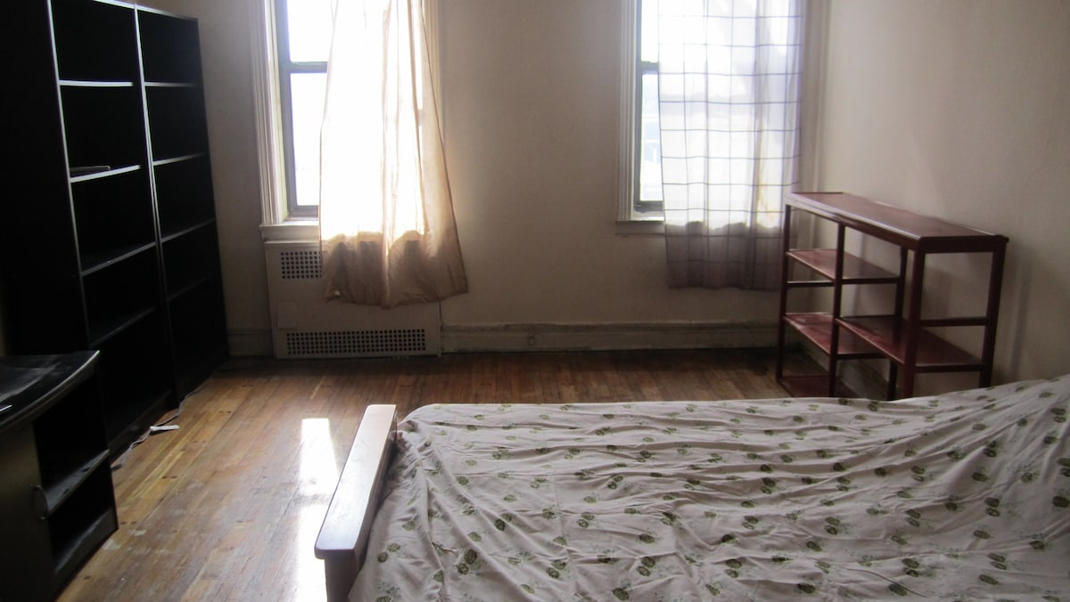 Large Sunny Room in Queens
