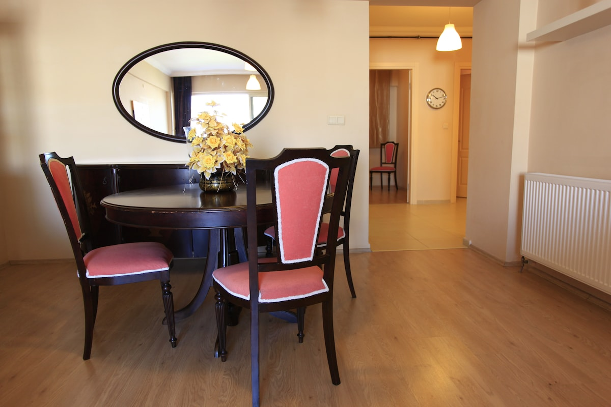 new 2 bedroom apartment near center