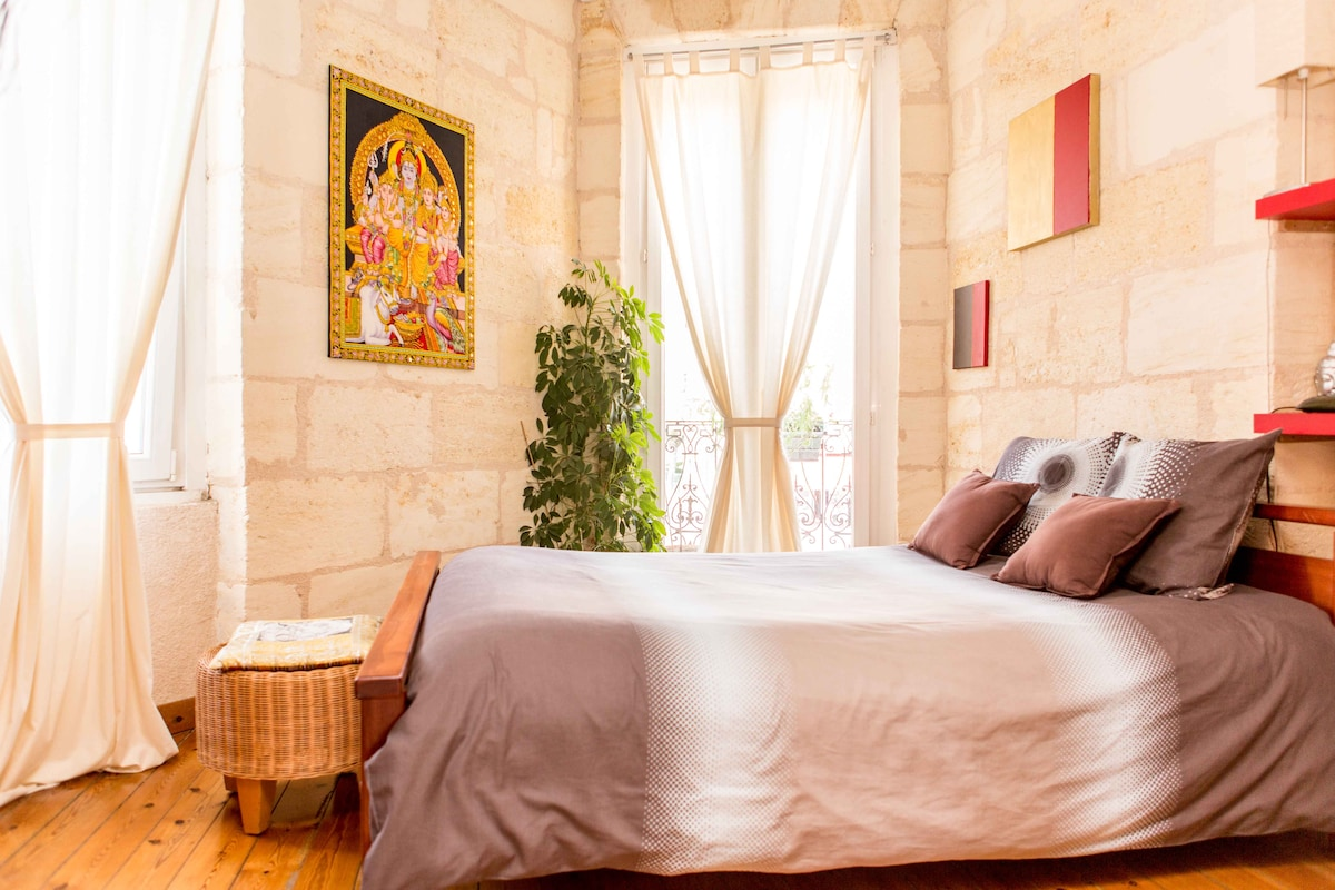 Om Sweet Home B&B  chambre double
