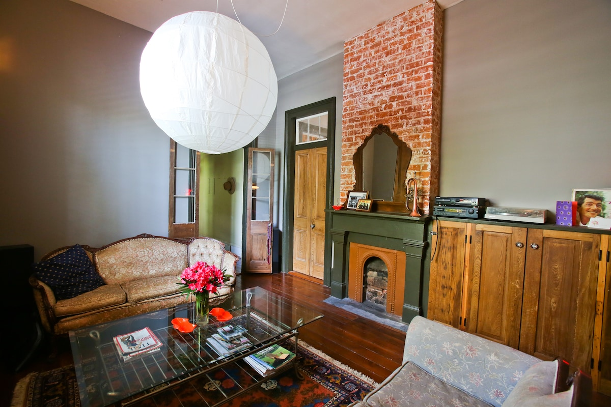 Creole Cottage in historic Treme #1