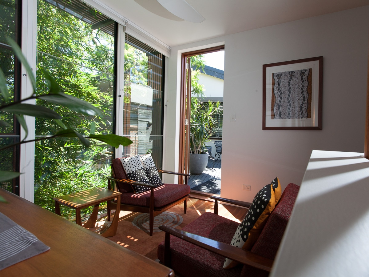 Gorgeous, Private, Erskineville.