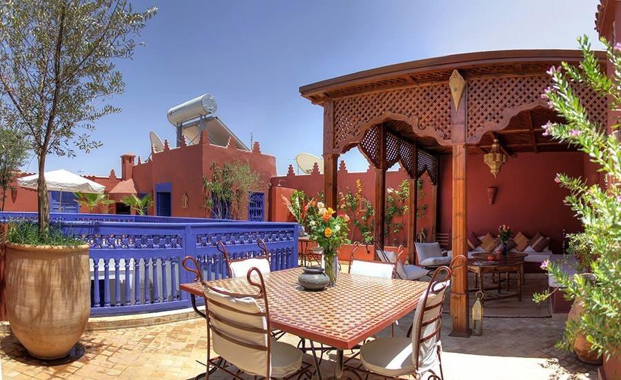 "Guest House ""Riad Dar Colline"""