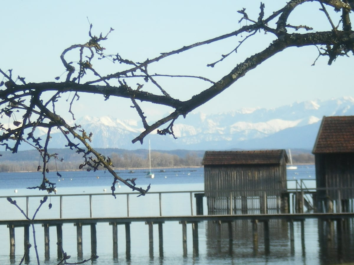 Cozy apartment close to Ammersee